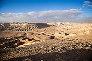 zin valley, negev desert, israel