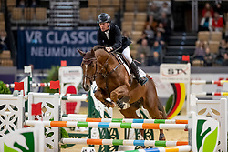 Bengtsson Rolf Goran, SWE, Casaltino<br /> Youngster Cup<br /> Neumünster - VR Classics 2019<br /> © Hippo Foto - Stefan Lafrentz