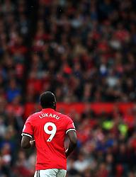 Romelu Lukaku of Manchester United - Mandatory by-line: Matt McNulty/JMP - 17/09/2017 - FOOTBALL - Old Trafford - Manchester, England - Manchester United v Everton - Premier League