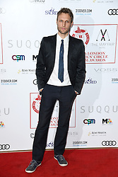 Rene Pannevis arriving at the London Film Critics Circle Awards 2017, the May Fair Hotel, London.