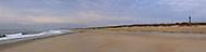 North Carolina, Cape Hatteras National Seashore, Cape Hatteras Light, panorama