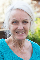 Eighty-year-old great grandmother Toni Goldenberg save up her pennies to pay for a facelift in February 2019, giving her extra confidence and a look to match her youthful approach to life. Wallington, Surrey, March 28 2019.