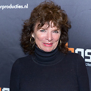 NLD/Amsterdam/20180222 - Premiere Vele Hemels boven de Zevende, Linda van Dyck