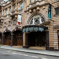 ENO Theatre on St Martin's Lane;<br />Theatres in lockdown;<br />West End Theatreland, London, UK;<br />7th July 2020.<br /><br />© Pete Jones<br />pete@pjproductions.co.uk