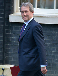© Licensed to London News Pictures. 18/12/2012. Westminster, UK Environment Secretary Owen Paterson on Downing Street today 18th December 2012. Photo credit : Stephen Simpson/LNP