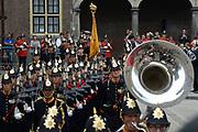 Prinsjesdag 2014 - Aankomst Politici op het Binnenhof.