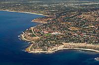 Aerial view of Palos Verdes looking northeast.