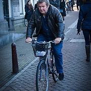 NLD/Amsterdam/20121208 - Herdenkingsdienst voor de verleden Jeroen Willems, Michiel Romeyn