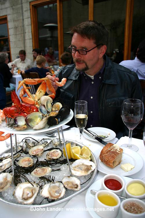 Seafood Feast, San Francisco