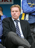 Photo: Lee Earle.<br /> Portsmouth v Middlesbrough. The Barclays Premiership. 15/04/2006. Pompey manager Harry Redknapp.