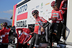 December 15, 2017 - Manacor, Espagne - MANACOR, SPAIN - DECEMBER 15 : WELLENS Tim (BEL) Rider of Team Lotto - Soudal pictured during the training camp of the Lotto Soudal cycling team on December 15, 2017 in Manacor, Spain, 15/12/17 (Credit Image: © Panoramic via ZUMA Press)