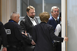 May 13, 2019 - Paris, Ile-de-France (region, France - The trial of the Balkany couple opens Monday, May 13, 2019 in the Paris Criminal Court for tax evasion in particular. (Credit Image: © Julien Mattia/Le Pictorium Agency via ZUMA Press)
