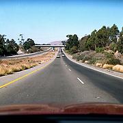 Reis Amerika, Santa Barbara snelweg naar San Francisco