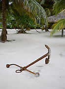 el pescador, eco lodge, belize, central america, anchor