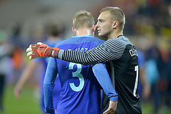 November 14, 2017 - Bucharest, Romania - Jasper Cillessen (Ned) during the International Friendly match between Romania and Netherlands at National Arena Stadium in Bucharest, Romania, on 14 november 2017. (Credit Image: © Alex Nicodim/NurPhoto via ZUMA Press)