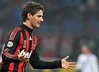 "Alexandre Pato (Milan)<br /> Milano 07/12/2008 Stadio ""Giuseppe Meazza"" <br /> Campionato di Calcio Serie A 2008/2009<br /> Milan-Catania (1-0)<br /> Foto Noe Insidefoto"