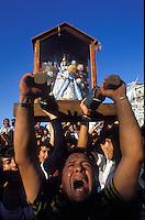 Demonstration in Buenos Aires, Argentina - photograph by Owen Franken