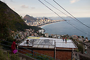 ince pacification in 2011, Vidigal has slowly become known as what some call a model favela, seen as the safest favela in Rio, home to a mixed community which now includes foreigners, hostels, restaurants, theatres and creative businesses.