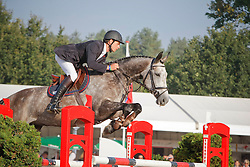 Van Asten Leopold (NED) - VDL Groep Quinthago Z<br /> World Championship Young Horses Lanaken 2009<br /> Photo© Dirk Caremans