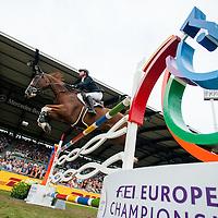 Individual Final - Jumping - FEI European Championships 2015 - Aachen