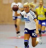 Håndball, 10. september 2005, Gildeserien damer , Bækkelaget - Nordstrand ,  Randi Gustad, Nordstrand