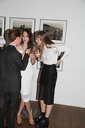ALEXANDER MONTAGUE-SPAREY;  TISH WEINSTOCK; ROSE EASTON; TPG Contemporaries Party. Photographers' Gallery. Ramillies St. London. 19 June 2013