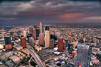 Downtown Los Angeles (Aerial)