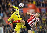Southampton v Aston Villa 281015