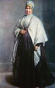 Elizabeth Fry (1780-1845) English Quaker social reformer.