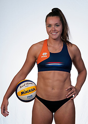 Mexime van Driel during the BTN photoshoot on 3 september 2020 in Den Haag.