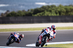October 25, 2018 - Phillip Island, Australie - DANILO PETRUCCI - ITALIAN - ALMA PRAMAC RACING - DUCATI (Credit Image: © Panoramic via ZUMA Press)