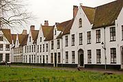 Beguinale House, Bruges, Belgium