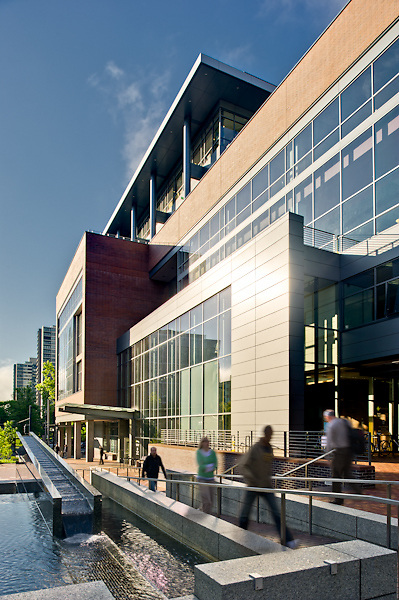 PSU Academic and Student Recreation Center - YGH Architecture