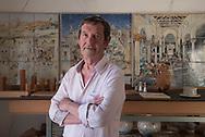 The Ceramic Artist Giuseppe Mitarotonda