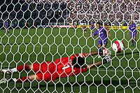 Fotball<br /> Italia<br /> Foto: Inside/Digitalsport<br /> NORWAY ONLY<br /> <br /> 07.10.2007<br /> Fiorentina v Juventus<br /> <br /> Adrian Mutu realizza il rigore del 1-1/Adrian Mutu kick the penalty of 1-1