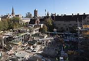 October 2011: Pembroke College Brewer Street Project