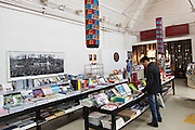 Art Book shop at the 798 Art Zone in Beijing, China