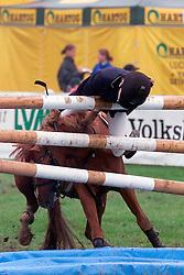 Melchior Judy-Ann-Aron<br /> <br /> EK Ponies Jumping Hagen 2000<br /> <br /> Photo ©Dirk Caremans