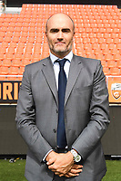 Loic Fery president during photoshooting of FC Lorient for new season 2017/2018 on September 12, 2017 in Lorient, France. (Photo by Philippe Le Brech/Icon Sport)