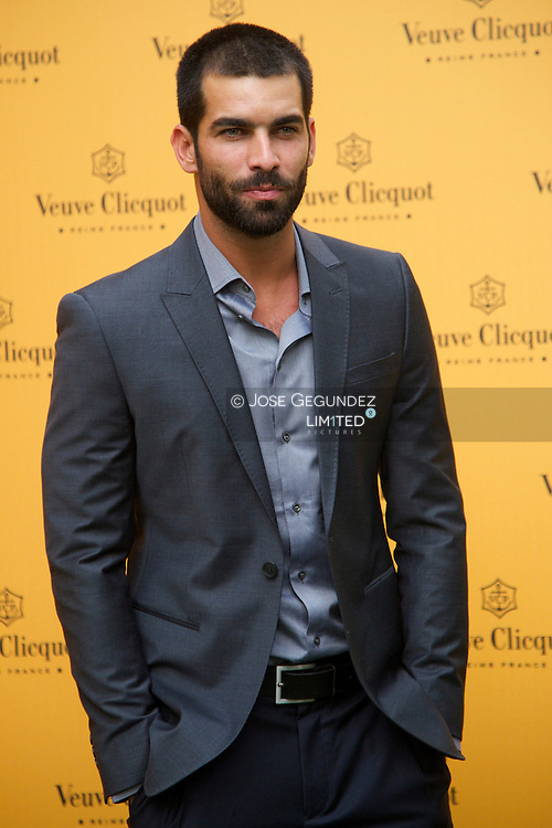 Ruben Cortada attends Veuve Clicquot Sunset Pool Party on June 12, 2014 in Madrid