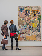 Voynich and Belfie 2016 by Daniel Crews-Chubb - Saatchi Gallery's autumn show ICONOCLASTS: Art out of the Mainstream opens on 27th September 2017. It comes exactly 20 years after Charles Saatchi's exhibition Sensation which launched the careers of the Young British artists. ICONOCLASTS explores the work of 13 ground breaking British and international artists whose image-making practice is unorthodox.