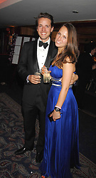 MR ALEX GILKES and MISS MISHA NOONA at the 2008 Boodles Boxing Ball in aid of the charity Starlight held at the Royal Lancaster Hotel, London on 7th June 2008.<br /> <br /> NON EXCLUSIVE - WORLD RIGHTS