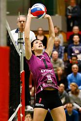 20150207 NED: Eredivisie Sliedrecht Sport - Eurosped TVT, Sliedrecht<br />Britt Bongaerts (1) of Eurosped TVT<br />©2014-FotoHoogendoorn.nl / Pim Waslander