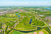 Nederland, Utrecht, Leidsche Rijn, 13-05-2019; Leidsche Rijn met het Máximapark, oorspronkelijke Leidsche Rijnpark.  <br /> The new residential area Leidsche Rijn, west of Utrecht, with stadspark - city park.<br /> <br /> luchtfoto (toeslag op standard tarieven);<br /> aerial photo (additional fee required);<br /> copyright foto/photo Siebe Swart