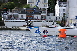 The Silvers Marine Scottish Series 2014, organised by the  Clyde Cruising Club,  celebrates it's 40th anniversary.<br /> Day 1 Royal Gourock Yacht Club<br /> <br /> <br /> Racing on Loch Fyne from 23rd-26th May 2014<br /> <br /> Credit : Marc Turner / PFM
