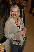 Anneka Rice. Gerald Scarfe Book launch and exhibition. Fine art Society. New Bond St. London. 3 November 2005. . ONE TIME USE ONLY - DO NOT ARCHIVE © Copyright Photograph by Dafydd Jones 66 Stockwell Park Rd. London SW9 0DA Tel 020 7733 0108 www.dafjones.com