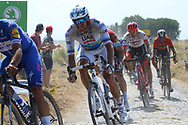 Alexander Kristoff (NOR - UAE Team Emirates) during the 105th Tour de France 2018, Stage 9, Arras Citadelle - Roubaix (156,5km) on July 15th, 2018 - Photo Kei Tsuji / BettiniPhoto / ProSportsImages / DPPI