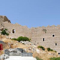 Kritinia Castle - Rhodes - Greece