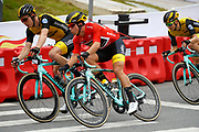 Dylan Groenewegen (NED - Team LottoNL - Jumbo) red leader jersey during the Tour of Guangxi 2018, Stage 3, Nanning - Nanning (125,4 km) on October 18, 2018 in Nanning, China - photo Luca Bettini / BettiniPhoto / ProSportsImages / DPPI