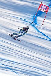 22.01.2011, Tofana, Cortina d Ampezzo, ITA, FIS World Cup Ski Alpin, Lady, Cortina, Abfahrt, im Bild Marusa Ferk (SLO, #3) // Marusa Ferk (SLO) during FIS Ski Worldcup ladies Downhill at pista Tofana in Cortina d Ampezzo, Italy on 22/1/2011. EXPA Pictures © 2011, PhotoCredit: EXPA/ J. Groder